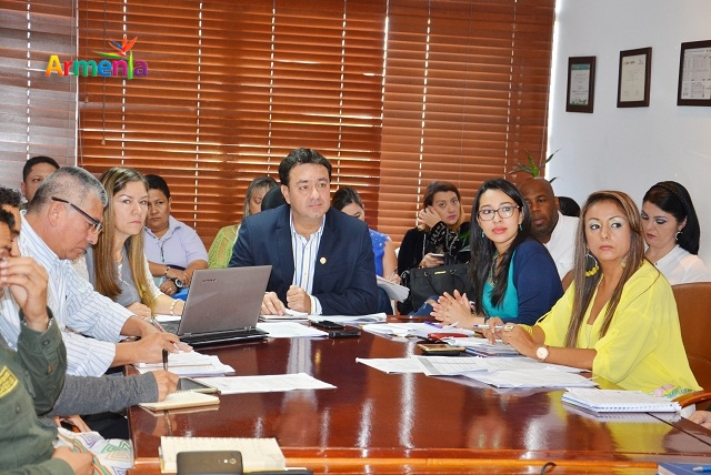 ALCALDE PRESIDE CONSEJO DE JUSTICIA TRANSICIONAL 3