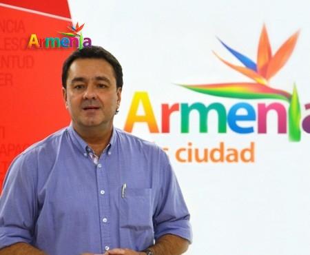 chhg. Dr. CARLOS MARIO ALVAREZ MORALES (Alcalde de Armenia) 1