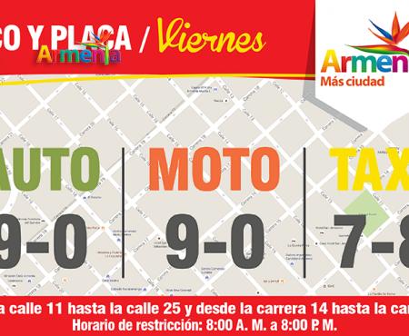 27 MAYO Pico y Placa boletiín