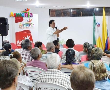 DIALOGOS CON EL ALCALDE COMUNA 6 1