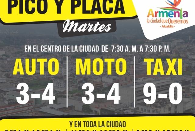 13 DE MARZO MARTES