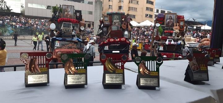 premios yipao